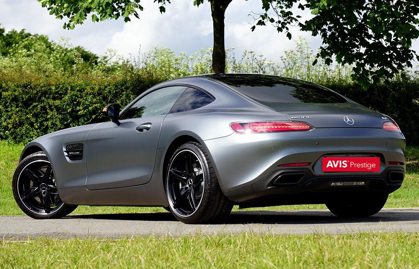 Avis Prestige <br> Miles and Miles Ltd